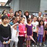 Studi La7 con Riccardo Cocciante